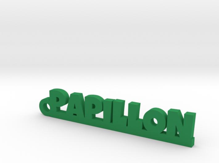 PAPILLON Keychain Lucky 3d printed
