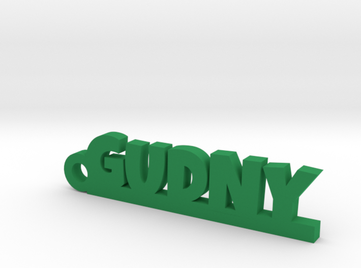 GUDNY Keychain Lucky 3d printed