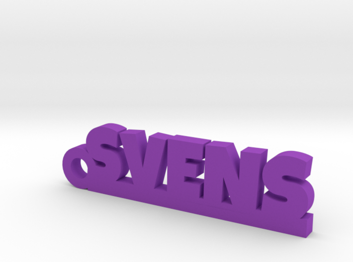SVENS Keychain Lucky 3d printed