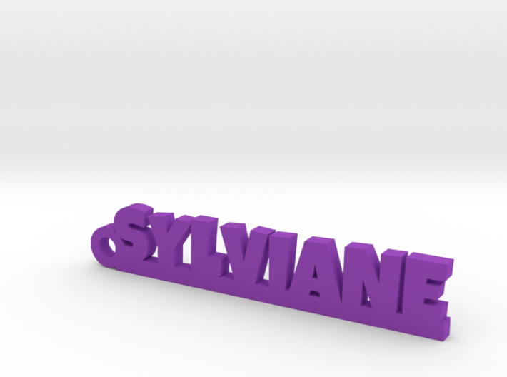 SYLVIANE Keychain Lucky 3d printed