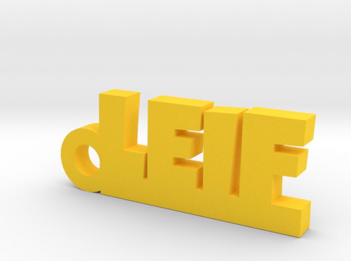 LEIF Keychain Lucky 3d printed
