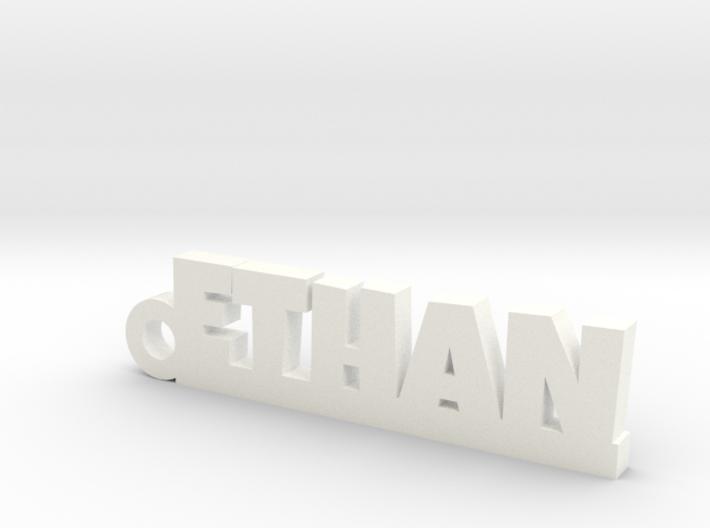 ETHAN Keychain Lucky 3d printed