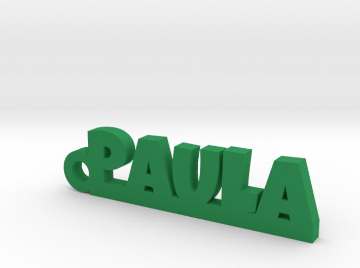 PAULA Keychain Lucky 3d printed