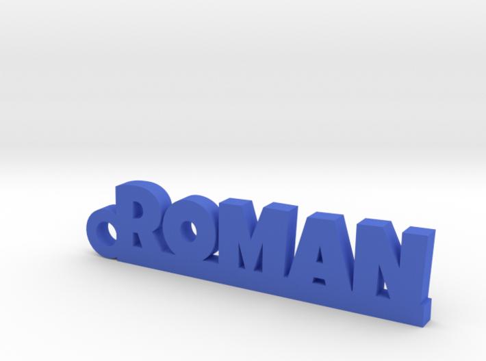 ROMAN Keychain Lucky 3d printed