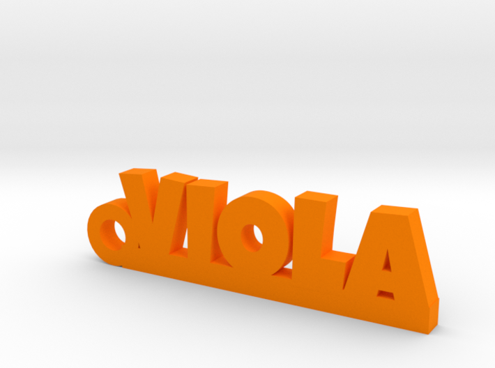 VIOLA Keychain Lucky 3d printed