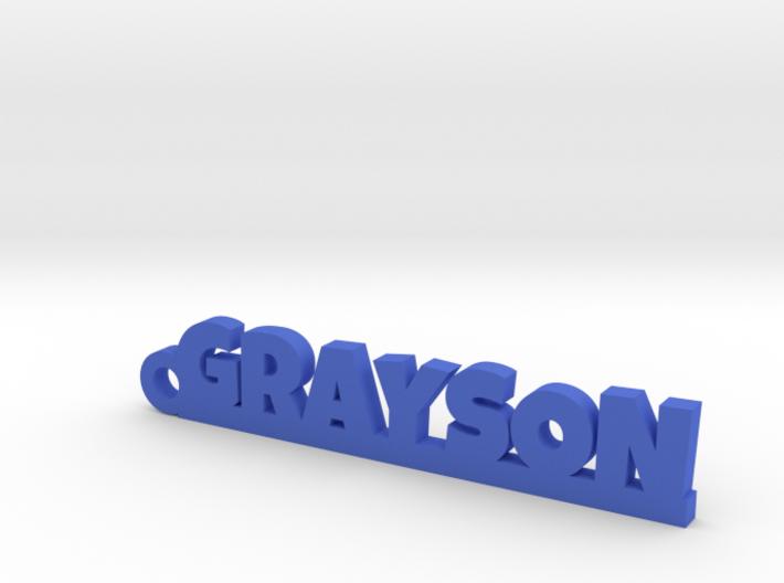 GRAYSON Keychain Lucky 3d printed