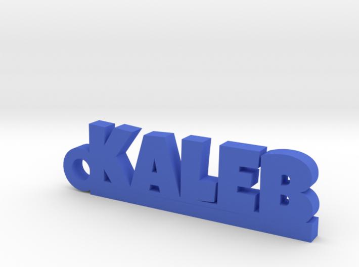 KALEB Keychain Lucky 3d printed