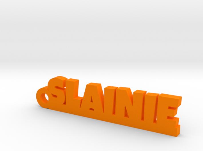 SLAINIE Keychain Lucky 3d printed