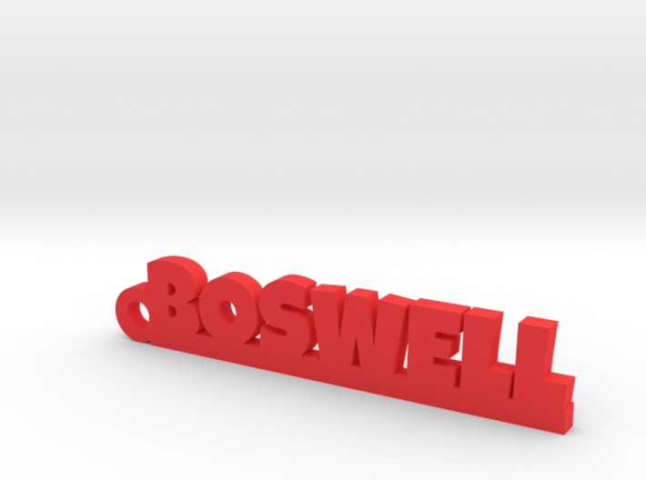 BOSWELL Keychain Lucky 3d printed