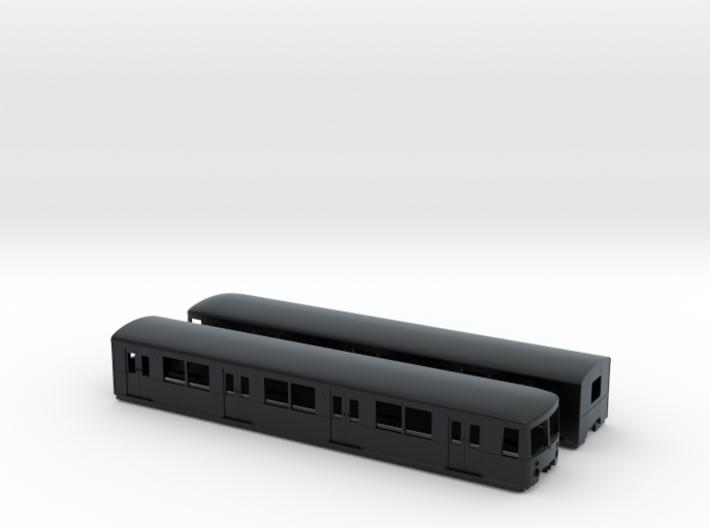 DB 477 TT [2x body] 3d printed