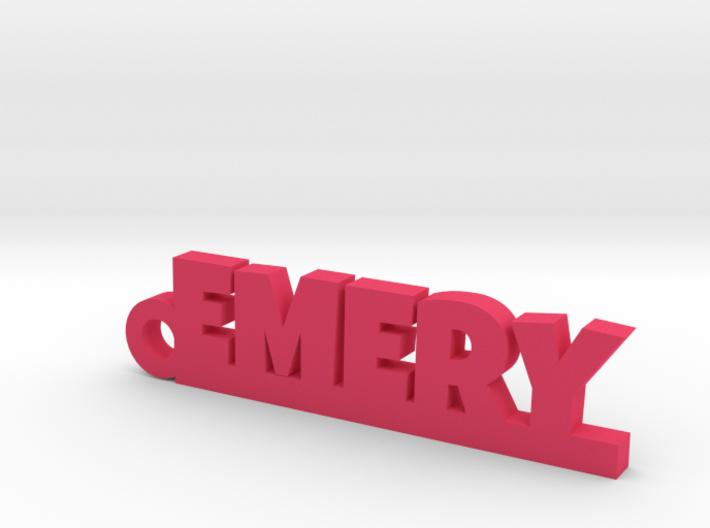 EMERY Keychain Lucky 3d printed