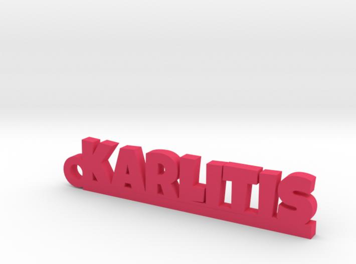KARLITIS Keychain Lucky 3d printed