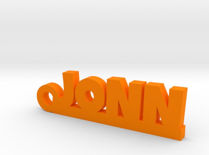 JONN Keychain Lucky 3d printed