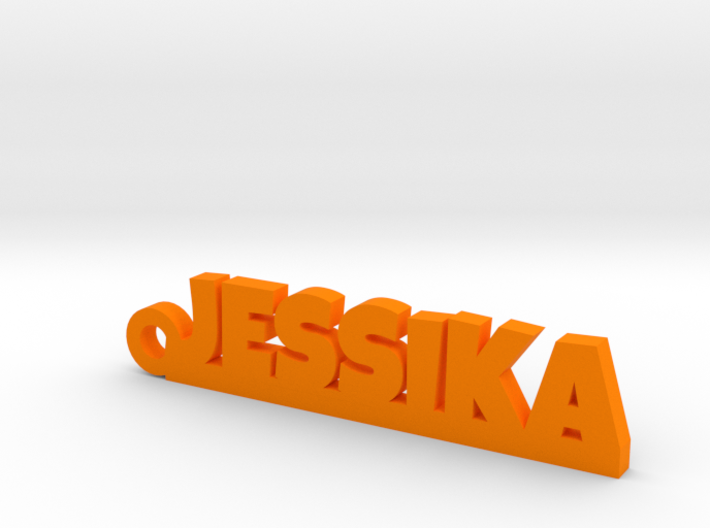 JESSIKA Keychain Lucky 3d printed