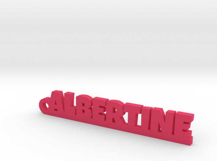 ALBERTINE Keychain Lucky 3d printed