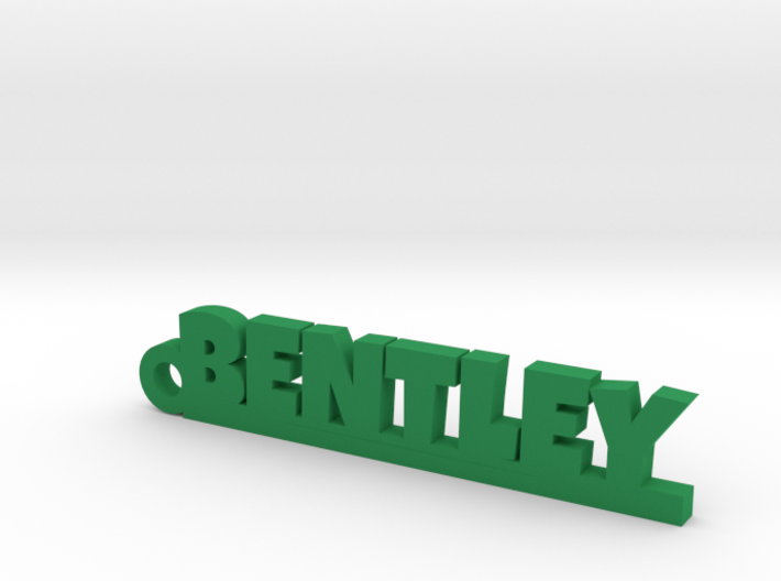 BENTLEY Keychain Lucky 3d printed