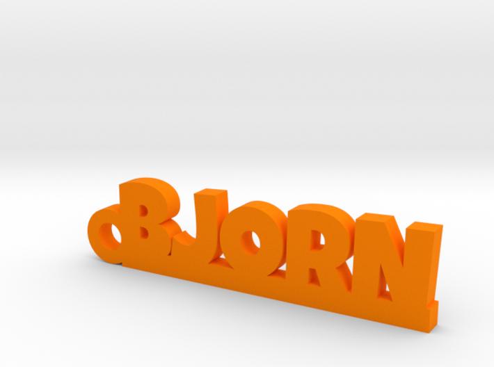 BJORN Keychain Lucky 3d printed