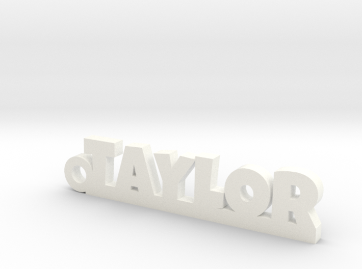 TAYLOR Keychain Lucky 3d printed