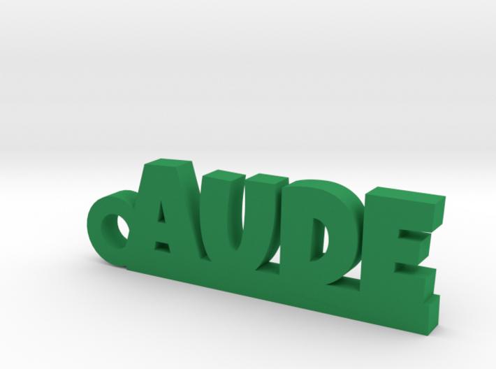 AUDE Keychain Lucky 3d printed
