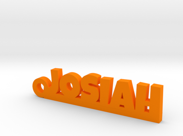 JOSIAH Keychain Lucky 3d printed