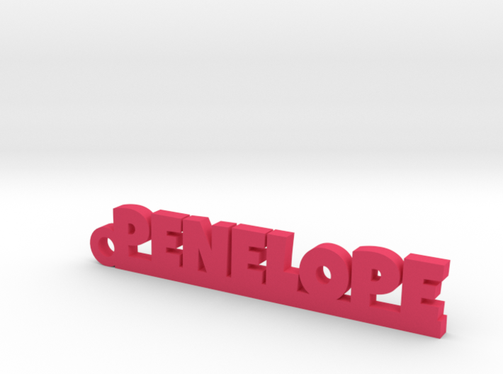 PENELOPE Keychain Lucky 3d printed