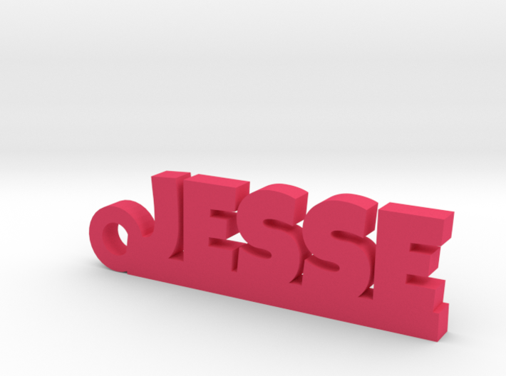 JESSE Keychain Lucky 3d printed