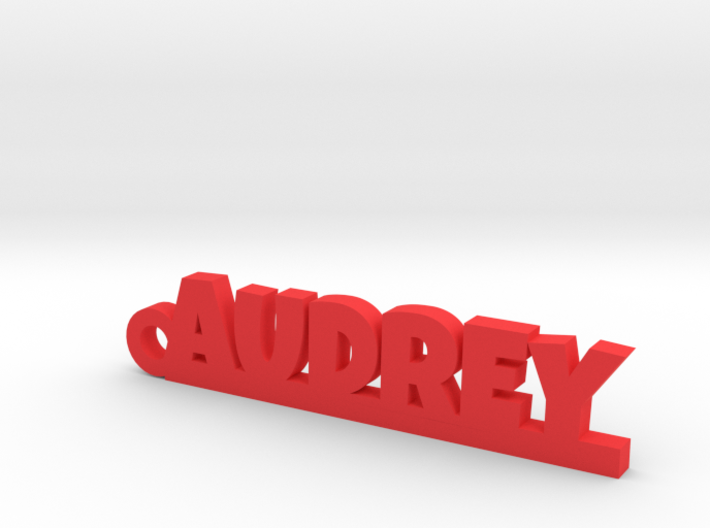 AUDREY Keychain Lucky 3d printed