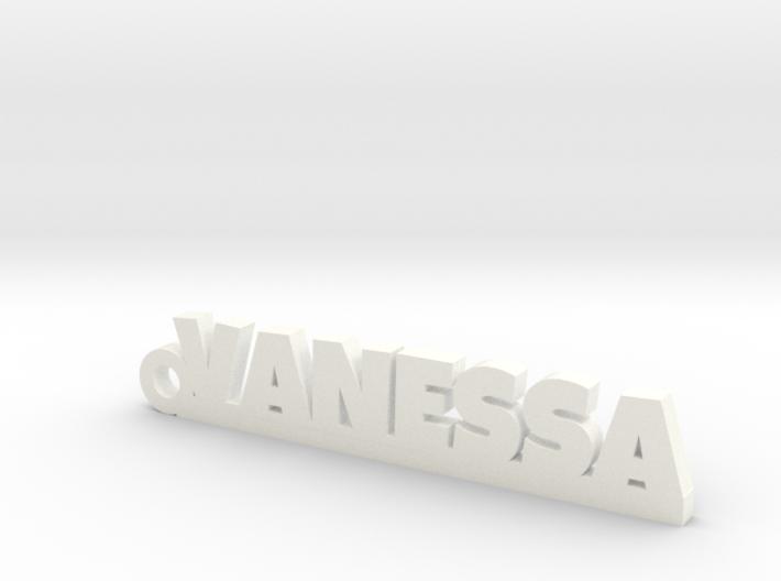 VANESSA Keychain Lucky 3d printed
