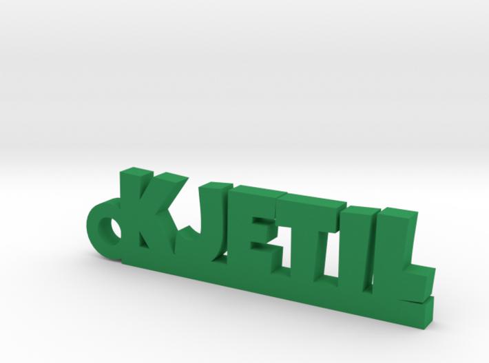 KJETIL Keychain Lucky 3d printed