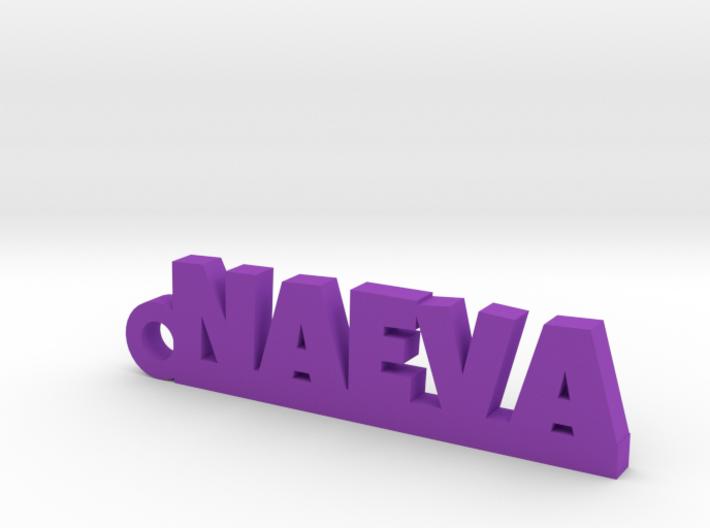 NAEVA Keychain Lucky 3d printed