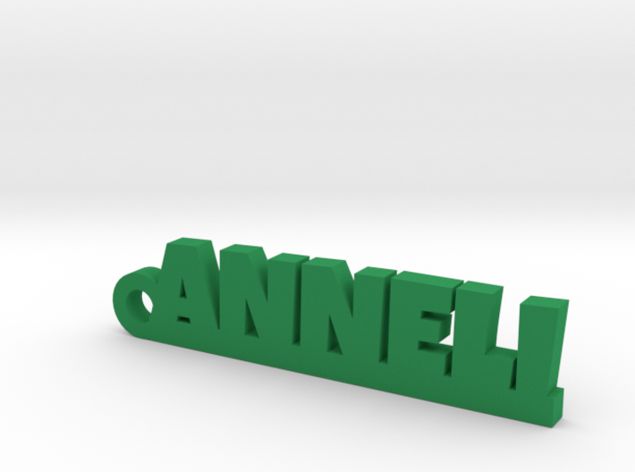 ANNELI Keychain Lucky 3d printed