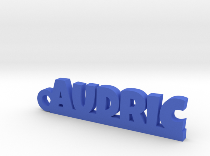 AUDRIC Keychain Lucky 3d printed