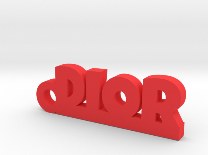 DIOR Keychain Lucky 3d printed