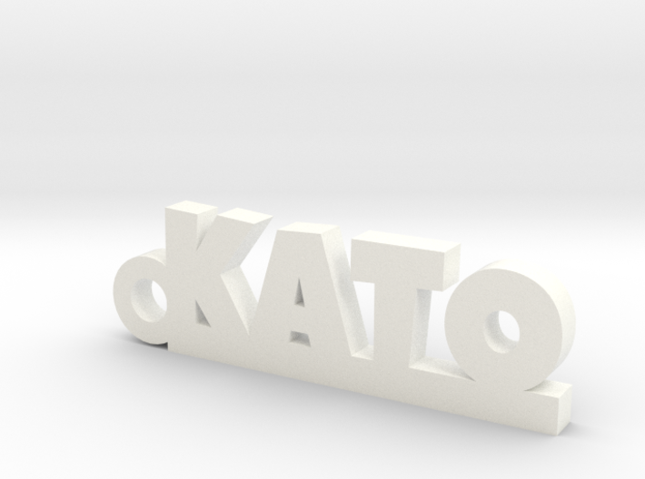 KATO Keychain Lucky 3d printed
