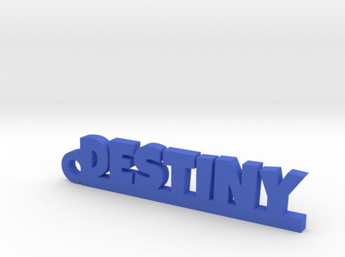 DESTINY Keychain Lucky 3d printed