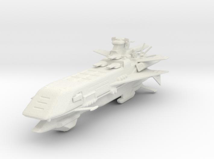 Star Sailers - Theseus Refit - Deployment Vessel 3d printed