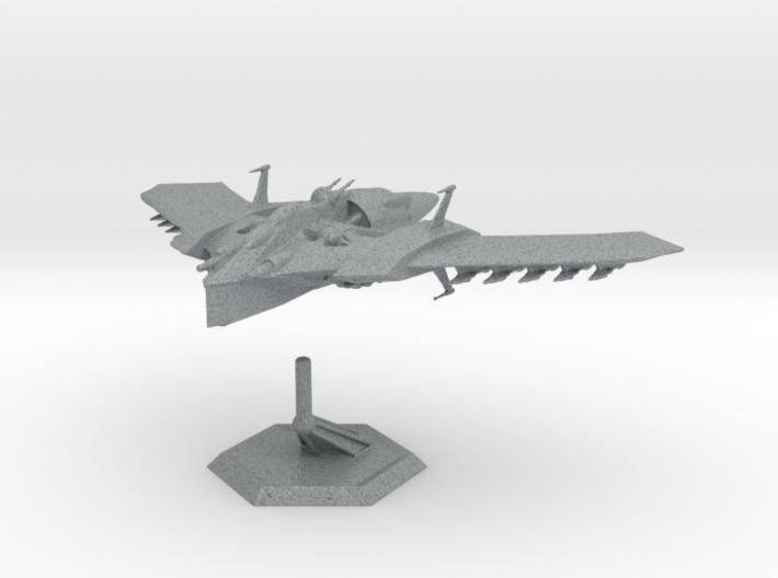 Star Sailers - Gresham - Fighter Bomber 3d printed