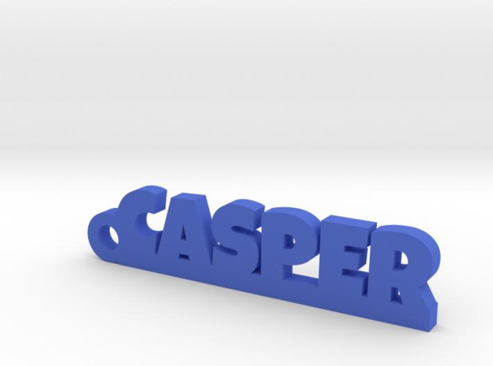 CASPER Keychain Lucky 3d printed