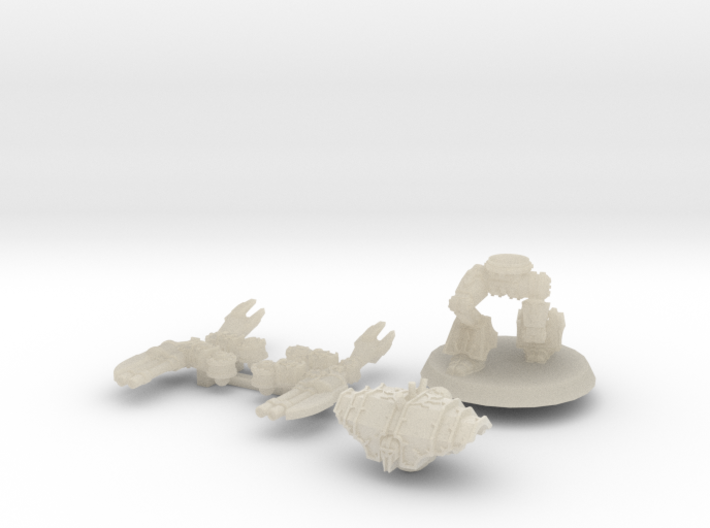 6mm Chaoticus Tenthimator (1pcs) 3d printed