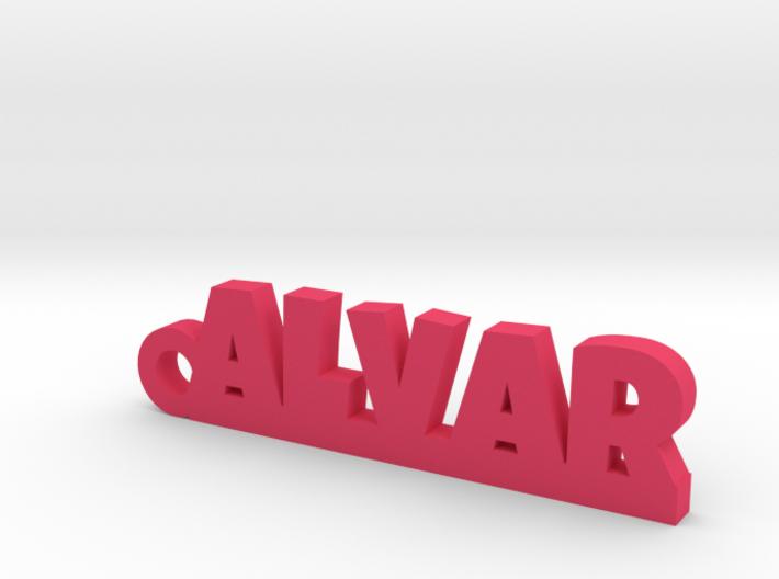 ALVAR Keychain Lucky 3d printed