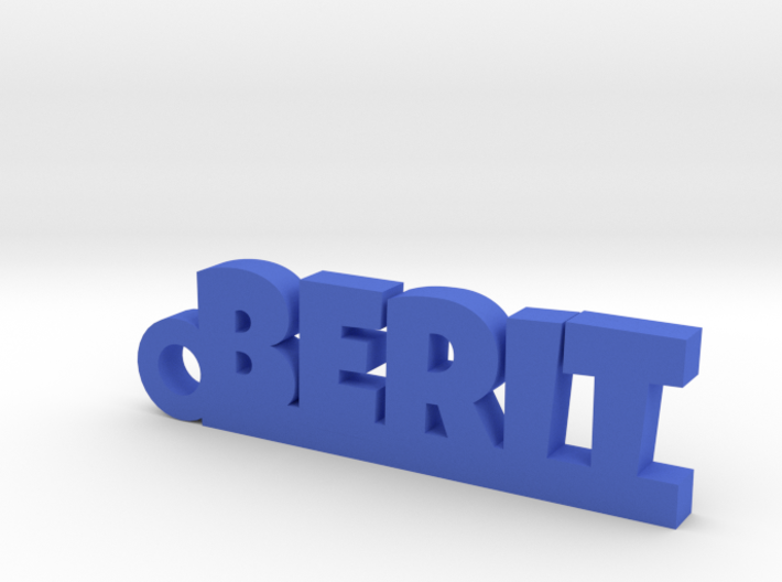 BERIT Keychain Lucky 3d printed