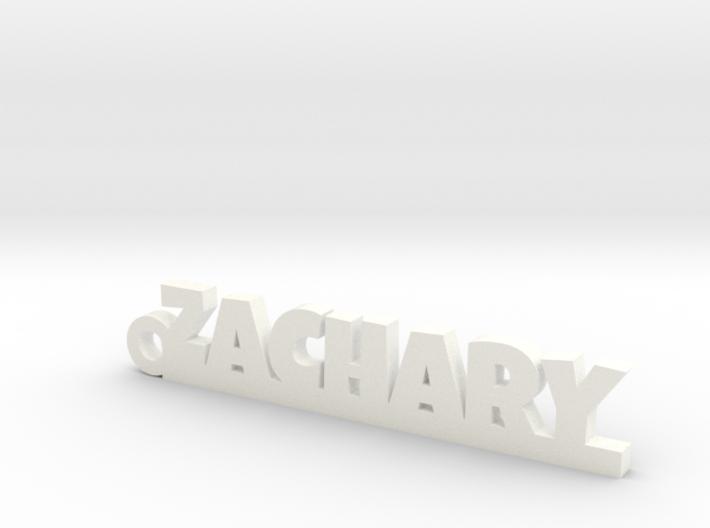 ZACHARY Keychain Lucky 3d printed