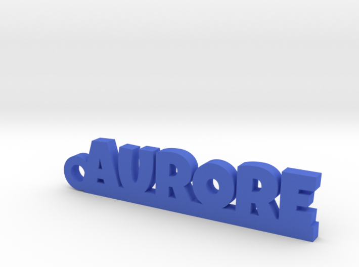 AURORE Keychain Lucky 3d printed