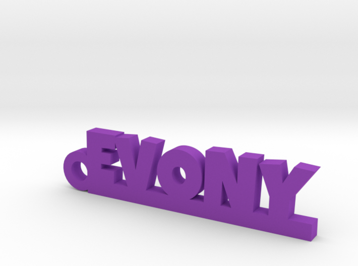 EVONY Keychain Lucky 3d printed