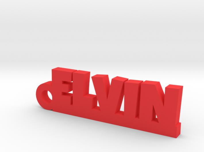 ELVIN Keychain Lucky 3d printed