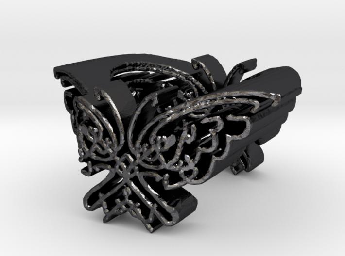 BUTERFLYRING 3d printed