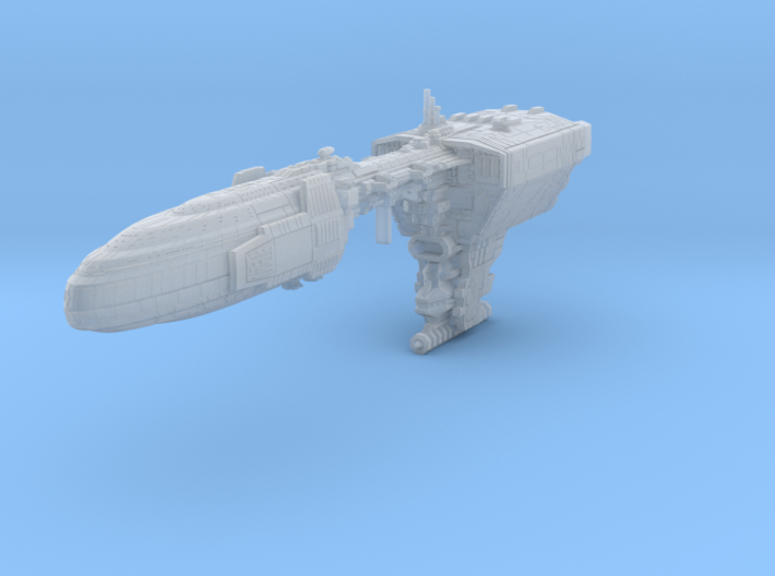Quason-C Escort Cruiser (armada) 3d printed