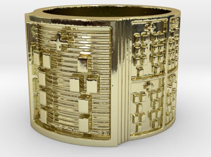 OTURASA Ring Size 14 3d printed