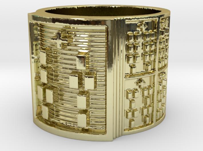 OTURATIYU Ring Size 11-13 3d printed