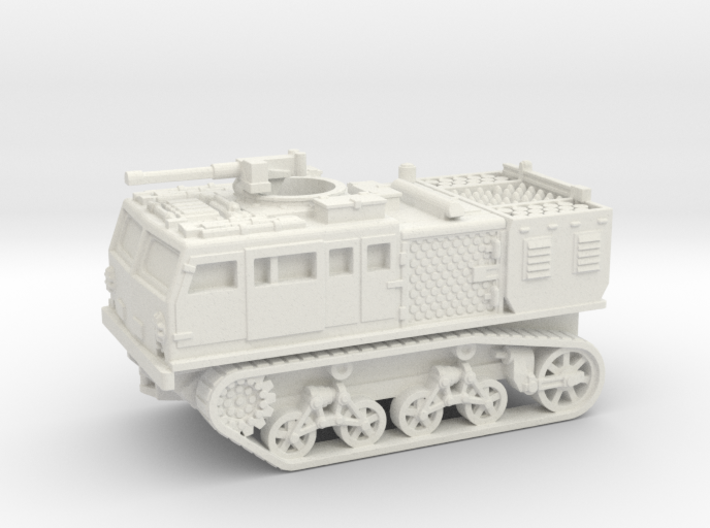 M4 tractor (USA) 1/87 3d printed